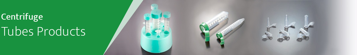 Centrifuge tubes products